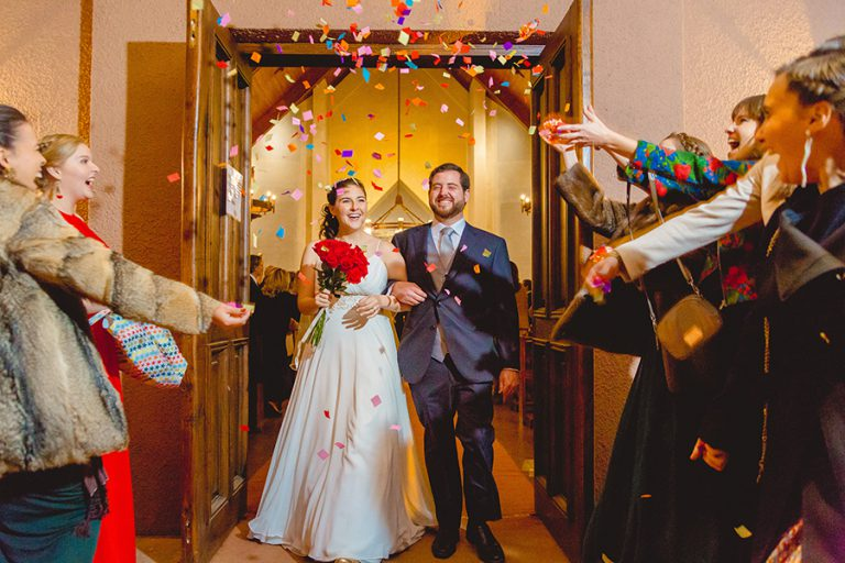 Vestidos de novia Santo Encanto